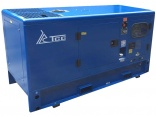Дизельный генератор ТСС АД-16С-Т400-1РКМ5 в кожухе